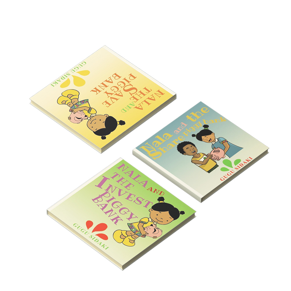 nala book set